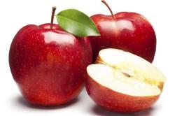 Яблоки для рецепта