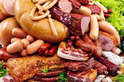 Колбасы - запрещенный продукт при синдроме Жильбера
