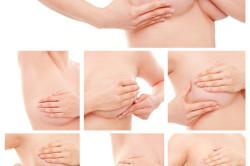 Массаж груди при диете