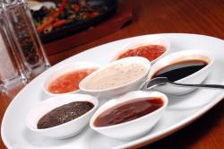 Отказ от соусов во время гречневой диеты