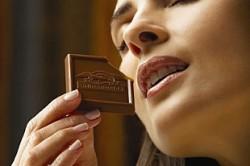 Наслаждение шоколадным запахом без употребления