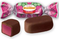 Желейные шоколадные конфеты при диете Дюкана