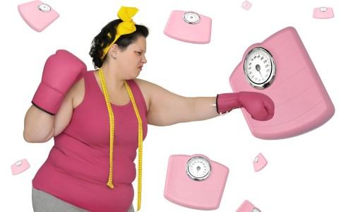 Проблема борьбы с лишним весом