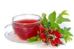 Польза чая из шиповника при бронхиальной астме