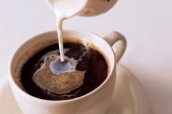 Кофе с молоком без сахара - бонус седьмого дня диеты