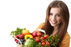 Соблюдение диеты для повышения гемоглобина