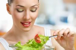 Снижение потребляемой пищи для похудения на 50 кг