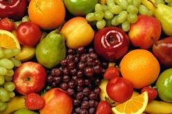 Фрукты во время диеты
