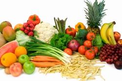 Фрукты и овощи для создания идеальной фигуры