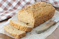 Хлеб из овсяных отрубей