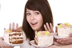 Уменьшение аппетита при потреблении спортпита