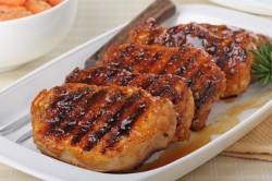 Жаренная свинина в четвертой фазе диеты Дюкана