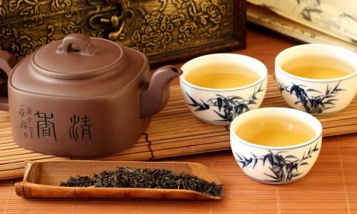 Польза китайского чая для похудения