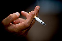 Курение - причина сердечно-сосудистых заболеваний