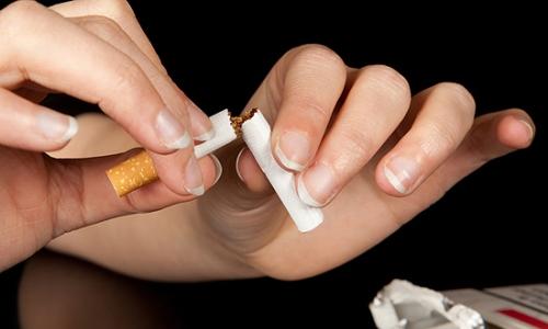 Связь курения и похудения