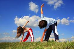 Польза гимнастики при избыточном весе у ребенка