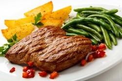 Исключение из рациона жаренных блюд