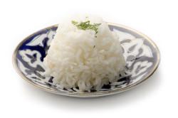 Отварной рис для снижения веса
