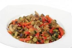 Рагу по-вегетариански для легкого ужина
