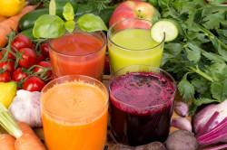 Польза овощных соков при сердечной недостаточности