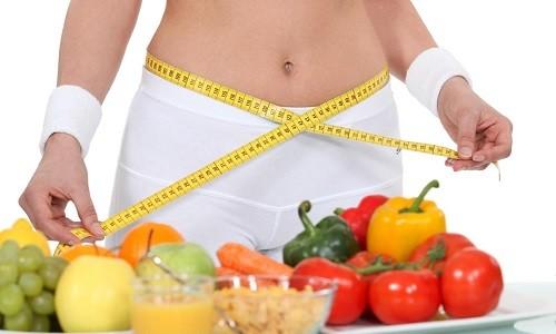 Похудение по бесслизистой диете