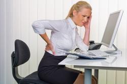 Сидячий образ жизни - причина набора веса