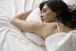 Здоровый полноценный сон при диете