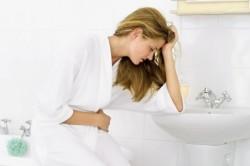 Тошнота - симптом отравления белком