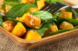 Тыквенный салат для похудения