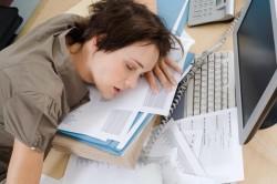 Утомляемость - симптом низкого гемоглобина