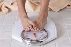 Уменьшение массы тела после занятий на тренажере