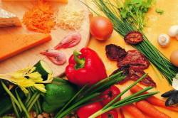 Продукты для восточной диеты