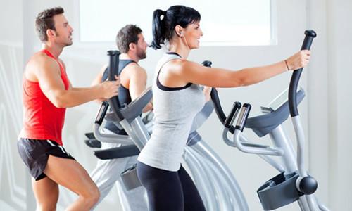 Занятия на эллипсоидном тренажере для похудения