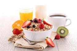 Завтрак при диете до 12