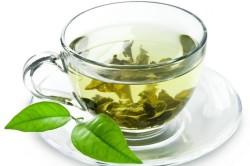 Зеленый чай при диете