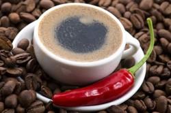 Кофе с кайенским перцем для похудения