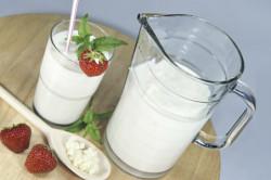 Запрет на молочные продукты при донорстве