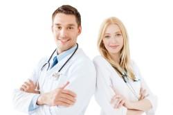 Консультация врача перед диетой