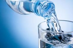 Употребление чистой воды при диете