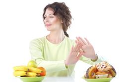 Отказ от сладкого на время диеты