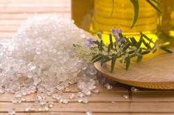 Польза морской соли при похудении