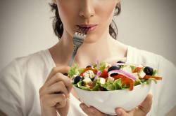 Правильное питание для приведения бюста в форму