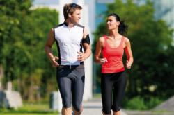 Физические нагрузки в сочетании с диетой