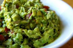 Гуакамоле с авокадо для похудения
