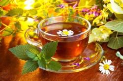 Мочегонный травяной чай для похудения