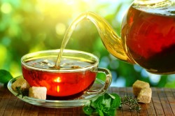 Сладкий чай на диете 4в