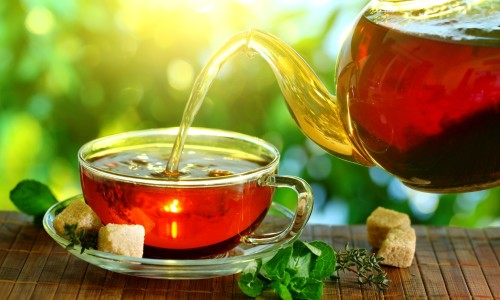 Польза чая для похудения