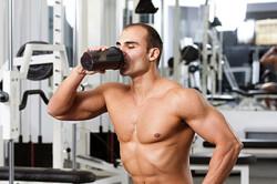 Формирование мускулатуры после спортпита