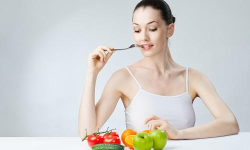Диетическое питание для здоровой кожи лица