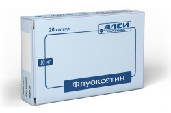 Флуоксетин для похудения